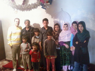 Orphans affected by Saeed's wrongful imprisonment